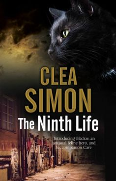 Clea Simon's new cat mystery kicks off the Care and Blackie cat mystery series.