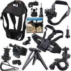 36.79$  Buy now - https://alitems.com/g/1e8d114494b01f4c715516525dc3e8/?i=5&ulp=https%3A%2F%2Fwww.aliexpress.com%2Fitem%2FDog-View-Tripod-Accessories-Kit-for-Sony-Ion-Air-Pro-Action-Cam-HDR-AS15-AS20-AS200V%2F32516656268.html - Dog View Tripod Accessories Kit for Sony/Ion Air Pro Action Cam HDR AS15 AS20 AS200V AS30V AS100V AZ1 mini FDR-X1000V/W 4 k