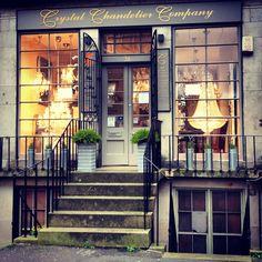 Crystal Chandelier Company, St Stephen Street, Stockbridge ...