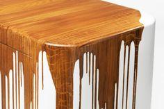 Goteo Aparador de madera de Damien Gernay | Trendland: Design Blog & Trend Magazine