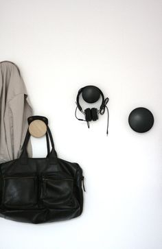 The Dots #muuto #thedots #black #ash Pinned by @Nia*