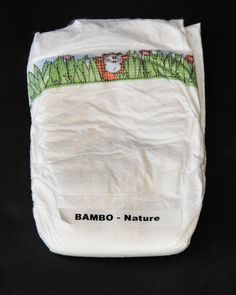 Bambo Nature - Highest Scoring Disposable Diaper in Eco-Friendly Metric (8 of 10) in BabyGearLab's Best Disposable Diaper Review