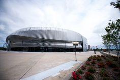 Gallery of Nassau Veteran's Memorial Coliseum Transformed With Ethereal Metal Design System - 8