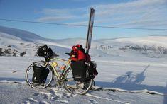 Commuter Bike, Guinness World, Touring Bike, Bike Frame, Long Haul, Bike Design, Tandem, Cool Bikes, Trekking