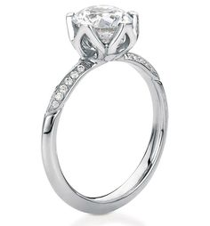 Bluebell Solitaire Engagement Ring - MaeVona LLC - Product Search - JCK Marketplace