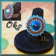 Pattern bijoux: Anello Oko
