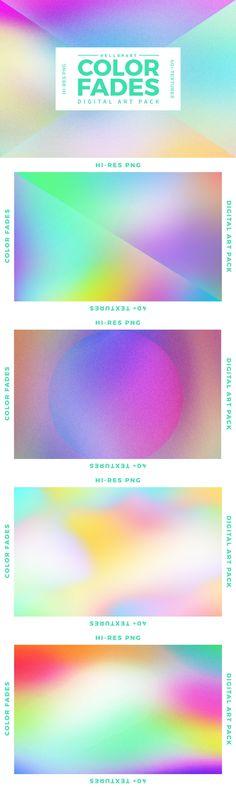 Color Fades - Graphics - YouWorkForThem