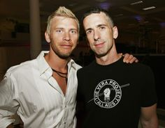 Terry Miller and Dan Savage