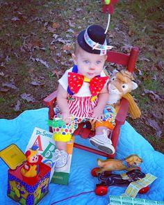 Traje de circo niños 1 º cumpleaños/listo para por MYSWEETCHICKAPEA