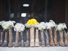 Kaci and Cameron's North Florida Rustic Wedding by Holly Frazier Photography Simple Wedding Bouquets, Wedding Flower Guide, Rustic Wedding Flowers, Wedding Flower Inspiration, Rustic Wedding Centerpieces, Flower Bouquet Wedding, Simple Weddings, Floral Wedding, Rustic Weddings