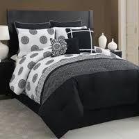 Found it at Wayfair - Victoria Classics Isabella 8 Piece Comforter Set Bed N Bath, Bed Comforter Sets, Bedroom Comforters, Grey Bedding, Bedroom Decor, Bedroom Ideas, Master Bedroom, Bedroom Stuff, Teen Bedroom