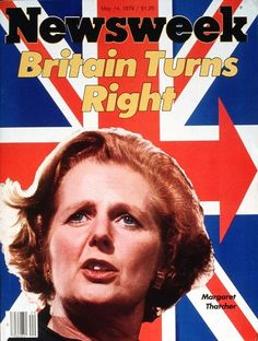 """""""nwkarchivist:  Margaret Thatcher 1925-2013  What Britain needs, Margaret Thatcher said during the campaign, is an iron lady. Not all Britons agreed that a strong-willed, somewhat shrill and prickly suburban matron of determinedly right-wing views was the ideal choice to restore their country to greatness. But last week, British voters selected the redoubtable Maggie T..."""
