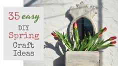 35 easy DIY Spring C