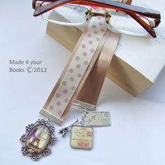 Postcard from Paris bookmark by Made 4 your Books - Folksy