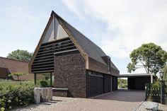 hilberink bosch architecten / woonhuis well in het kanaalpark, rosmalen
