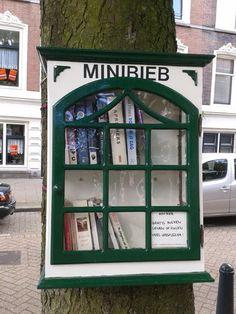 Minibieb Noordereiland; Prins Hendriklaan, 3071, Rotterdam