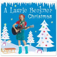A Laurie Berkner Christmas CD.  Fantastic kids music!!