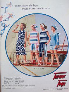 1960 Turner Togs by huppypie, via Flickr