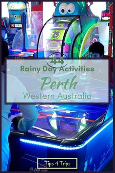 Looking for things to do on a rainy day with kids? This list of activities will keep the whole family entertained in Perth Western Australia with these indoor activities. #Perth #WesternAustralia #traveltips4trip