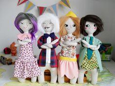 Cecilia plaza dolls