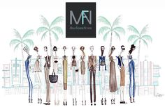 Fashion logo Fashion Illustration