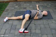 How To Use A Yoga Strap - mindbodygreen