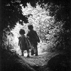 Brother and Sister. This original picture is hanging in Seattle at the cancer Alliance center.  I just love it.