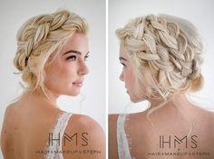 Hair and Make-up by Steph: Utah Bride Blog Magazine
