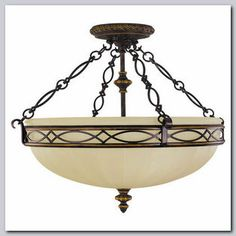 Drawing Room Extra-Large Transitional Ceiling Light - Available at GrandLight.com