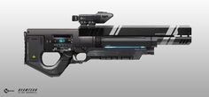 future rifle concept - Google Search