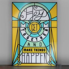 Typeverything.com - Make things happen by...