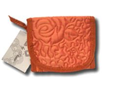 Donna Sharp Quilt Mango Small Quilted Wallet 22779