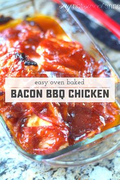 Easy Oven Baked Baco