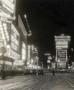 Wow. New York City, 1929