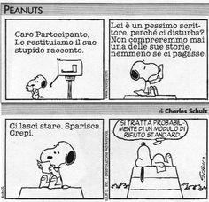Storie peanuts