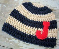 Baby Boy Hat Baby Boy Hats Crochet baby boy hats by SeashoreKidz Baby Boy  Beanies 5b86b4353e67