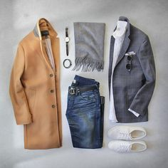 winter outfit idea #mens #fashion #style
