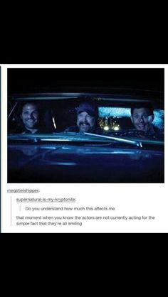 Find images and videos about supernatural, Jensen Ackles and dean winchester on We Heart It - the app to get lost in what you love. Sam Dean, Jared Padalecki, Misha Collins, Jensen Ackles, Emmanuelle Vaugier, Cw Series, Winchester Boys, Winchester Brothers, My Demons