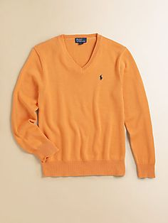 Ralph Lauren Boy's V-Neck Sweater