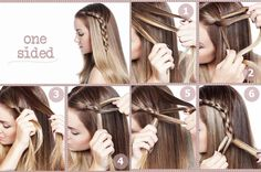 Long Hairstyles Ideas for Eid 2013 14 Long hairstyles ideas for Eid 2013