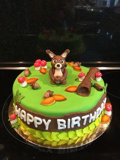 #Cake #Squirrel