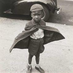 Jerome Liebling: Butterfly Boy, 1949 ~