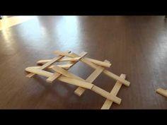 (8) Willem Wever: hoe maak je een gebouw of brug stevig? - YouTube
