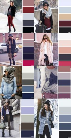 Me encanta цвета в 2019 г. color de moda, combinacion colores ropa и combin Colour Combinations Fashion, Color Combinations For Clothes, Fashion Colours, Colorful Fashion, Color Combos, Color Schemes, Mode Outfits, Fashion Outfits, Womens Fashion
