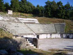 Αρχαίο Θέατρο Λιμένα Θάσου - Ancient Limenas Theatre