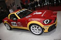 Image result for Abarth prototype