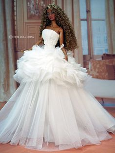33ff88bfac3692c003fea1274cfdb0c9--bride-dolls-barbies-dolls