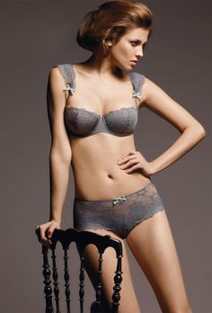 Aubade. No one does it like the French do lingerie...or love.
