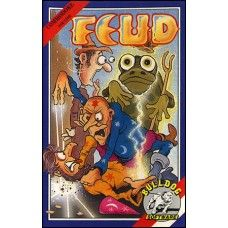 Feud for Commodore 64 by Bulldog Software/Mastertronic on Tape