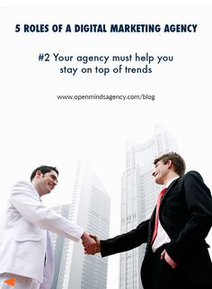 The Role of a Digital Marketing Agency in your Business Growth - Open Minds Agency: Social Media Digital Marketing Strategy, Marketing And Advertising, Business Marketing, Build Your Brand, To Focus, How To Remove, Mindfulness, Social Media, Learning